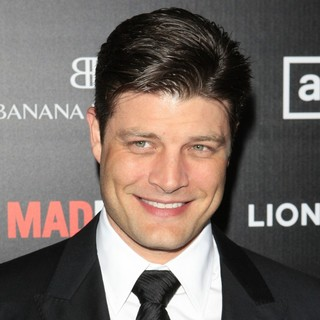 Jay R. Ferguson in AMC's Special Screening of Mad Men Season 5 - Arrivals