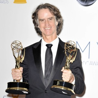 Jay Roach in 64th Annual Primetime Emmy Awards - Press Room