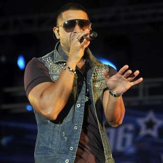 Jay Sean in B96 Pepsi SummerBash 2011