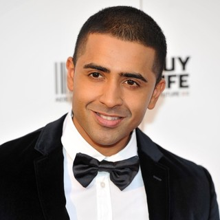 Jay Sean in Keep A Child Alive - Black Ball - Arrivals