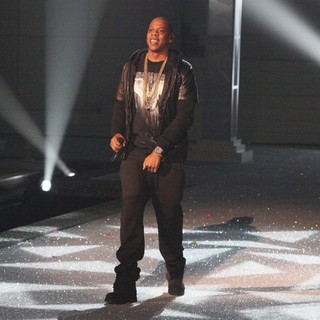 Jay-Z in 2011 Victoria's Secret Fashion Show - Performance