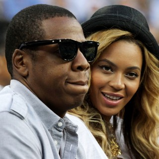 Jay-Z - The Men's Final on Day 15 of US Open Tennis Tournament