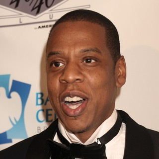 Jay-Z in The Grand Opening of The 40/40 Club - Arrivals - jay-z-grand-opening-of-40-40-club-01