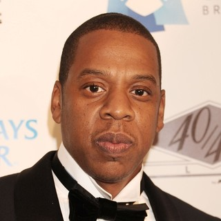 Jay-Z in The Grand Opening of The 40/40 Club - Arrivals - jay-z-grand-opening-of-40-40-club-02