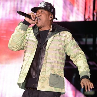 Jay-Z in BBC Radio 1's Hackney Weekend - Day 1