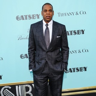 Jay-Z in Premiere of The Great Gatsby