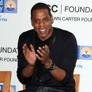 Jay-Z - United Way of New York and Shawn Carter Scholarship Foundation Press Conference