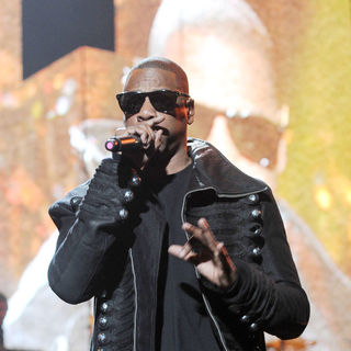 Jay-Z - Jay Z performs on the opening night of his 'BP Tour'