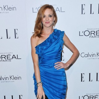 Jayma Mays in ELLE's 18th Annual Women in Hollywood Tribute - Red Carpet