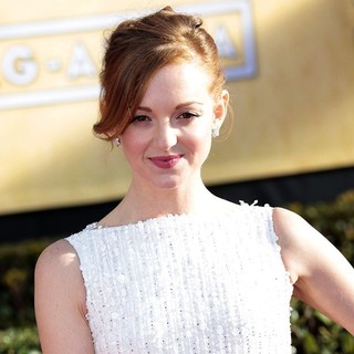 Jayma Mays in 19th Annual Screen Actors Guild Awards - Arrivals