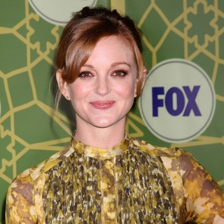 Jayma Mays in Fox 2012 All Star Winter Party - Arrivals