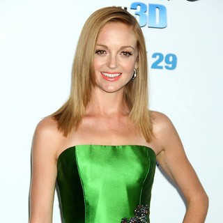 Jayma Mays in The Smurfs World Premiere - Arrivals