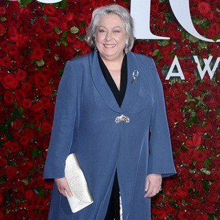 Jayne Houdyshell in 2016 Tony Awards - Red Carpet Arrivals