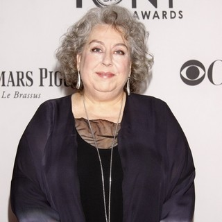 Jayne Houdyshell in The 66th Annual Tony Awards - Arrivals