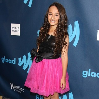 Jazz Jennings in 24th Annual GLAAD Media Awards - Arrivals