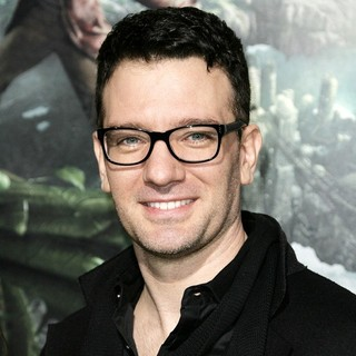 JC Chasez in Premiere of Jack the Giant Slayer