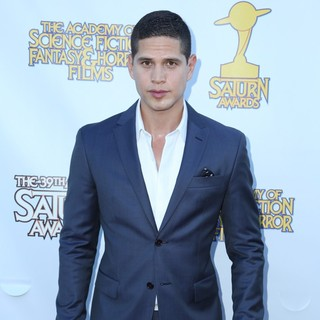 JD Pardo in The Academy of Science Fiction, Fantasy and Horror Films' 2013 Saturn Awards - Arrivals