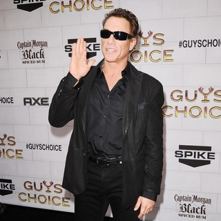 Jean-Claude Van Damme in Spike TV's 2012 Guys Choice Awards - Arrivals