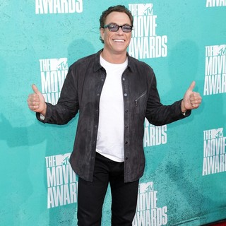 Jean-Claude Van Damme in 2012 MTV Movie Awards - Arrivals