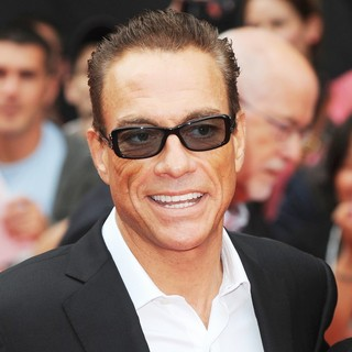 Jean-Claude Van Damme in The Expendables 2 UK Premiere - Arrivals