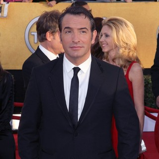 Jean Dujardin in The 18th Annual Screen Actors Guild Awards - Arrivals