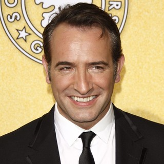 Jean Dujardin in The 18th Annual Screen Actors Guild Awards - Press Room
