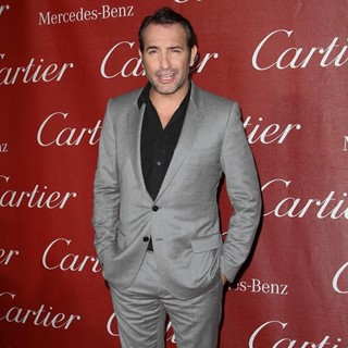 Jean Dujardin in The 23rd Annual Palm Springs International Film Festival Awards Gala - Arrivals