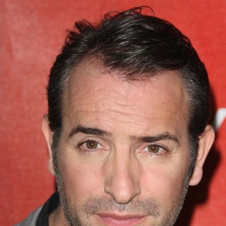 Jean Dujardin in The 23rd Annual Palm Springs International Film Festival Awards Gala - Press Room