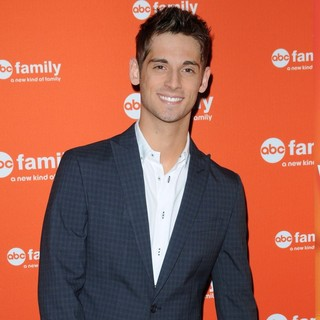 Jean-Luc Bilodeau in ABC Family Upfront