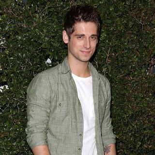 Jean-Luc Bilodeau in ABC Family West Coast Upfronts Party