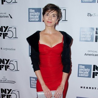 Jeanine Serralles in The 51st New York Film Festival - Inside Llewyn Davis Premiere - Arrivals