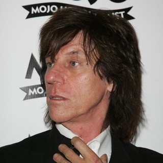 Jeff Beck in The Mojo Honours List 2006