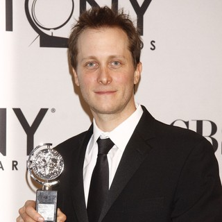 Jeff Croiter in The 66th Annual Tony Awards - Press Room