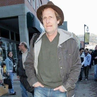 Jeff Daniels in Jeff Daniels Out and About - During The 2009 Sundance Film Festival - Day 4
