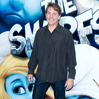 Jeff Foxworthy in The Smurfs World Premiere - Arrivals