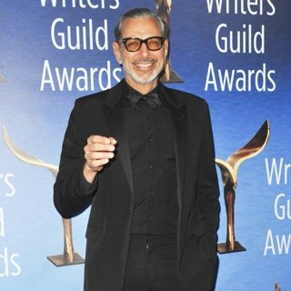 Jeff Goldblum-The 2017 Writers Guild Awards