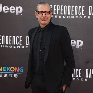 Jeff Goldblum - Independence Day: Resurgence Los Angeles Premiere