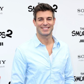 Jeff Schroeder in The Los Angeles Premiere of The Smurfs 2 - Arrivals