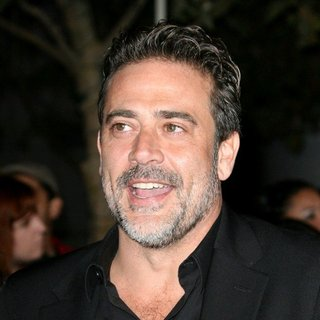 Jeffrey Dean Morgan in The Twilight Saga's Breaking Dawn Part I World Premiere