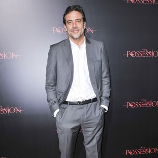 Jeffrey Dean Morgan in The Premiere of The Possession - Arrivals