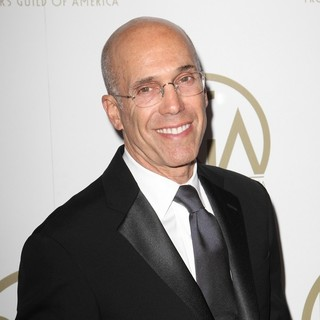 Jeffrey Katzenberg in The 25th Annual Producer Guild of America Awards - Arrivals