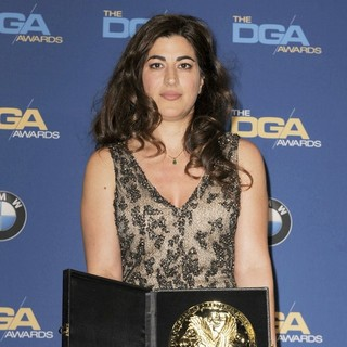 Jehane Noujaim in The 66th Annual DGA Awards - Press Room