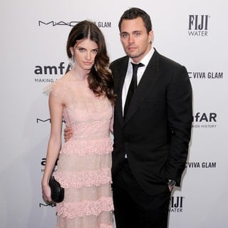 Jeisa Chiminazzo in The amfAR Gala 2013