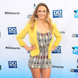 Jena Sims in The DoSomething.org and VH1's 2012 Do Something Awards