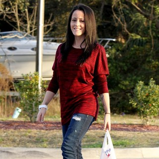 Jenelle Evans - Jenelle Evans Seen Out Grocery Shopping