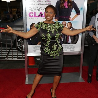 Jenifer Lewis in Baggage Claim Premiere