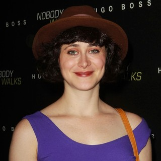 Jenn Schatz in The Premiere of Magnolia Pictures Nobody Walks