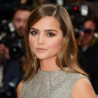 Jenna-Louise Coleman in The GQ Awards 2014 - Arrivals
