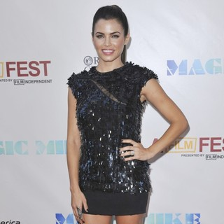 Jenna Dewan in 2012 Los Angeles Film Festival - Closing Night Gala - Premiere Magic Mike