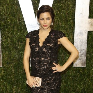 Jenna Dewan in 2013 Vanity Fair Oscar Party - Arrivals